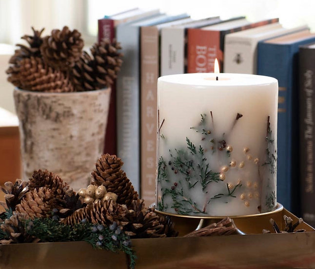 Evergreen Pine Botanical Candle (In Store Only)