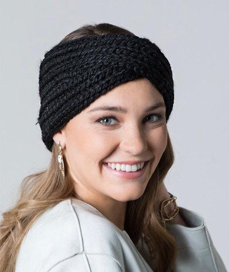 Knit head warmers