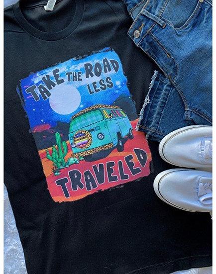 Take The Road T-Shirt