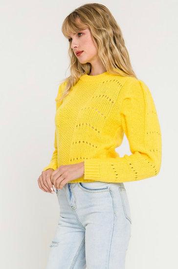 Sunshine knit Sweater
