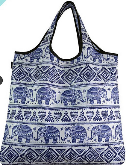 Reusable Bag - Elephant