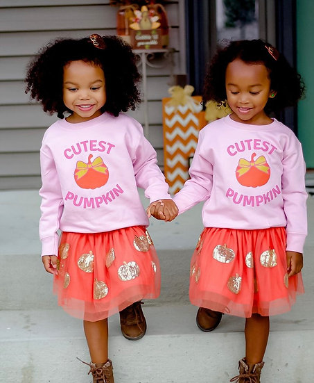 Cute Pumpkin Sweatshirts