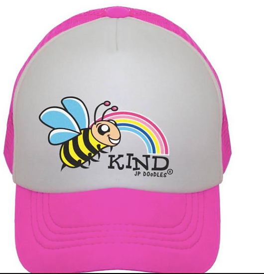 Bee Kind Kid's Hat