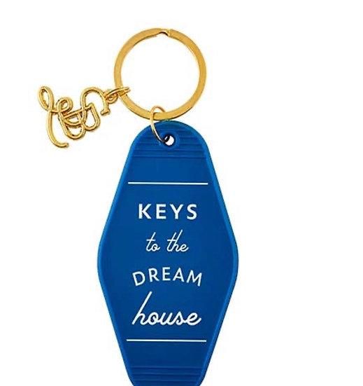 Motel Tag Keychains