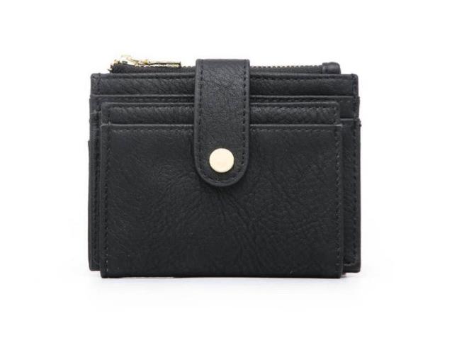Wallet Card Holder Black