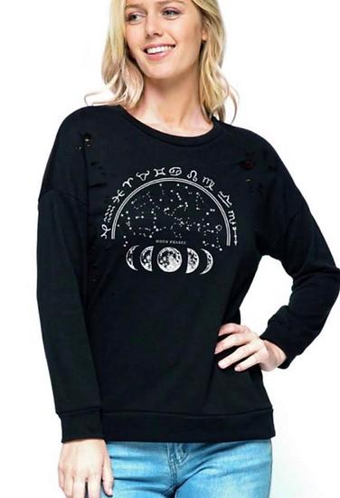 Constellation Map Sweatshirt
