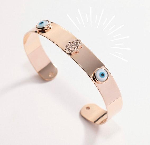 """Protection"" Bangle Bracelet"