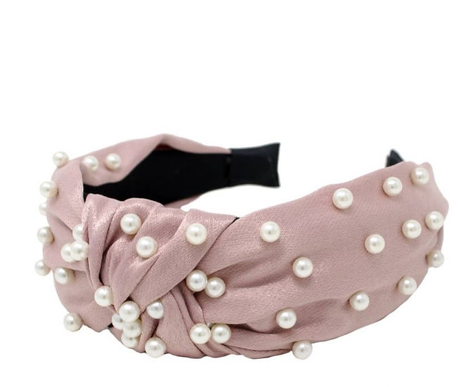 Pearl Girls Headband