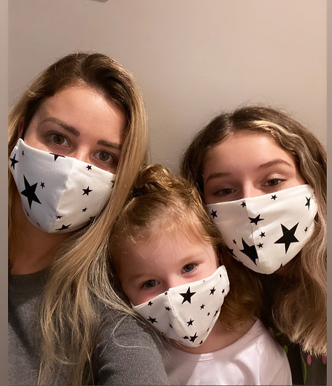 Mommy & Me Face Mask (Child)