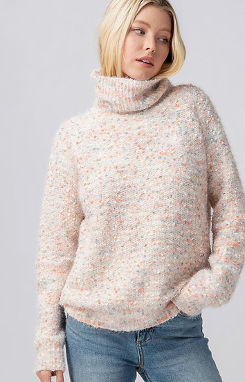 Skye knitted Turtle Neck Sweater