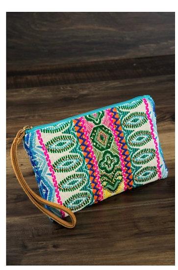 Maya Handmade Wristlet