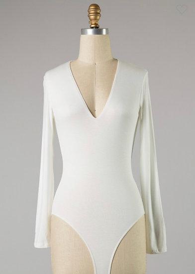 Solid Bodysuit