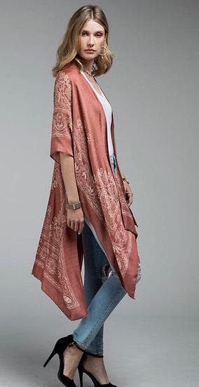 Mandala Kimono