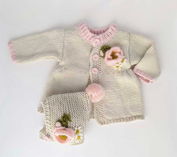 Poppy Sweater Natural