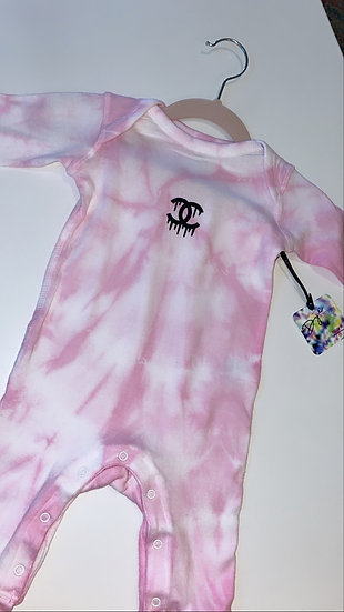 Tie Dye CC Onesie