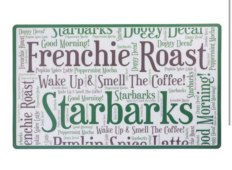 Starbarks Placemats