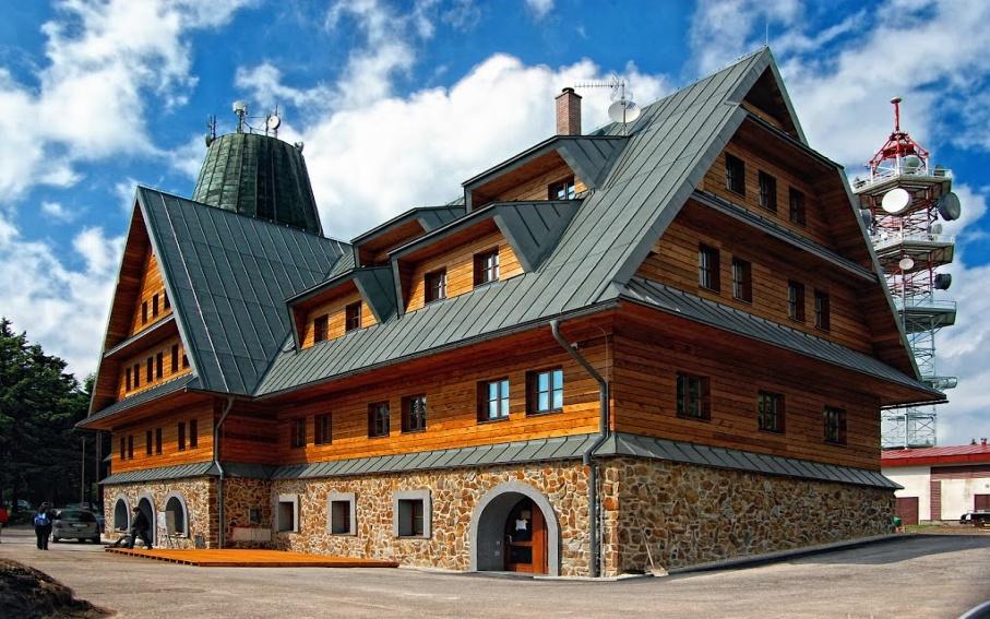 Kramářova chata - Suchý vrch (CZ)