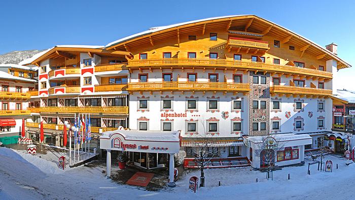 Alpenhotel - Saalbach (A)