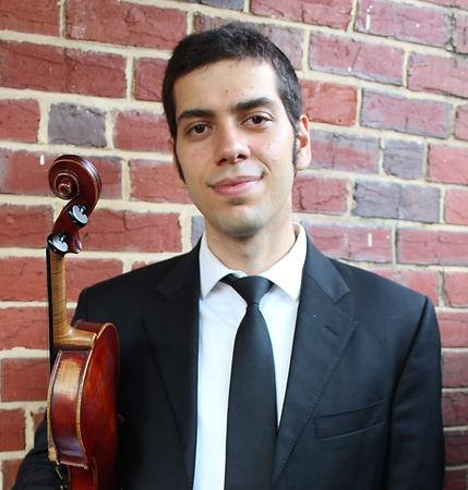 William Herzog, violinist and educator
