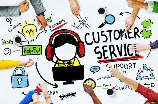 Customer Service Support Assistance Serv