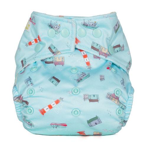 Baba + Boo Onesize Pocket Nappy