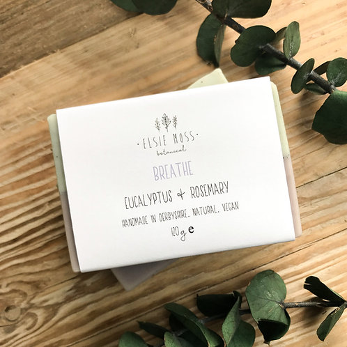 Elsie Moss Botanical Soap Bar - Breathe