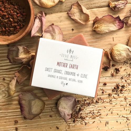 Elsie Moss Botanical Soap Bar - Mother Earth