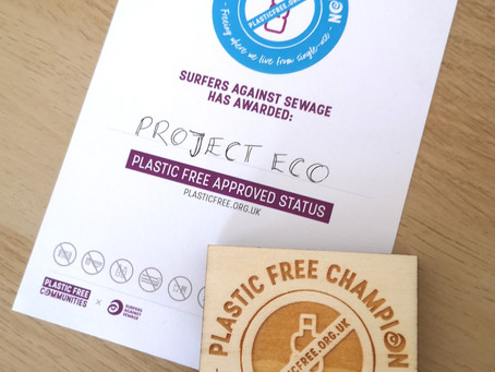 Plastic Free Status