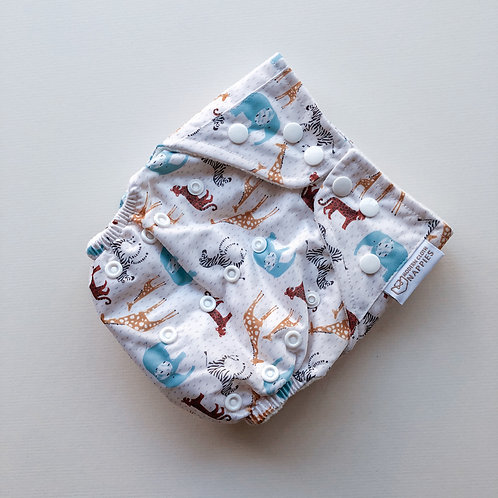 Modern Cloth Nappies Duo Pocket One Size Nappy