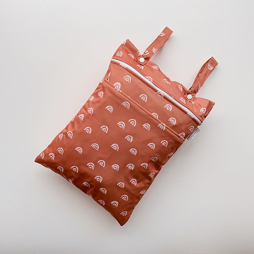 Modern Cloth Nappies Double Pocket Wet Bag