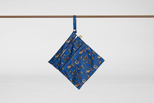 Little Lamb Double Zip Wet Bag
