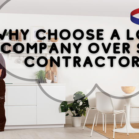 Why Should You Choose A Local Service Over Sub-Contractors?