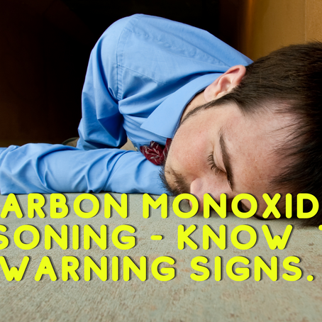 Just a hangover or Carbon Monoxide Poisoning? Know the difference.