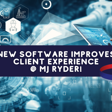 MJ Ryder invests in new software to improve client experience