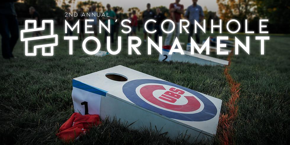 2nd Annual Cornhole Tournament & BBQ