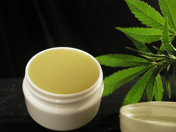 medical marijuana topicals
