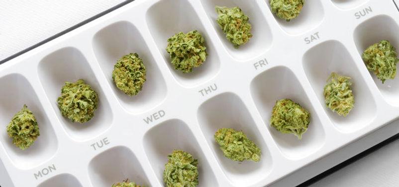microdosing medical marijuana