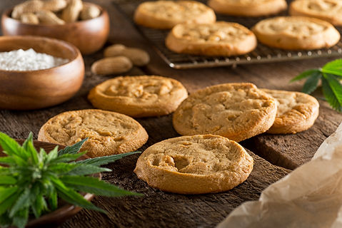 medical cannabis cookies