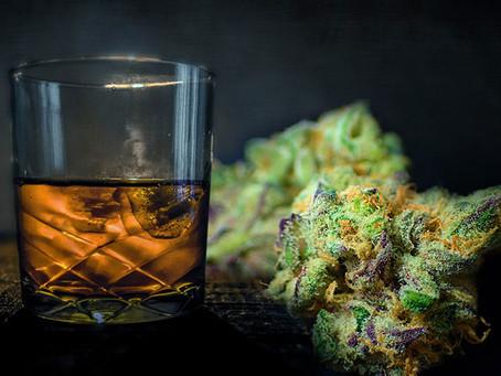 Alcohol & Marijuana: Friends or Mortal Enemies?