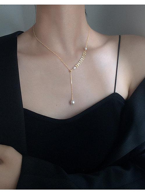 The Greek Goddess Necklace