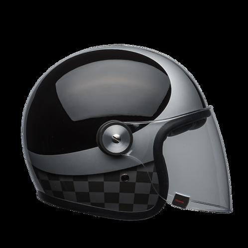 Bell Riot Flip-Up Motorcycle Helmet