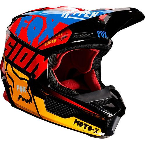 Fox Racing V1 Czar Helmet