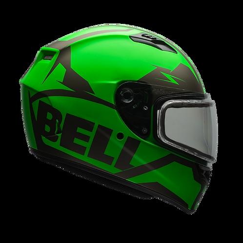 Bell Qualifier Snow - Dual Shield Full-Face Helmet