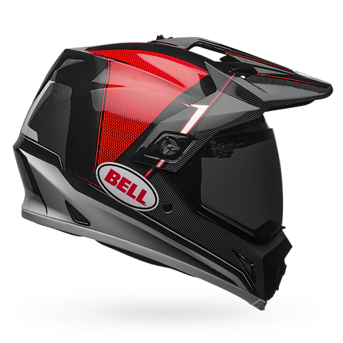 Bell MX-9 Adventure MIPS-Equipped Off-Road Motorcycle Helmet