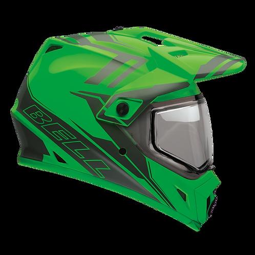 Bell MX-9 Adventure Double Shield Snowmobile Helmet