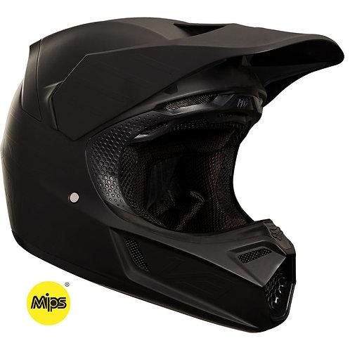 Fox Racing V3 Matte Carbon MIPS Helmet