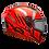 Thumbnail: Bell Qualifier Snow - Dual Shield Full-Face Helmet
