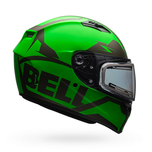 Bell Qualifier Snow - Electric Shield Full-Face Helmet