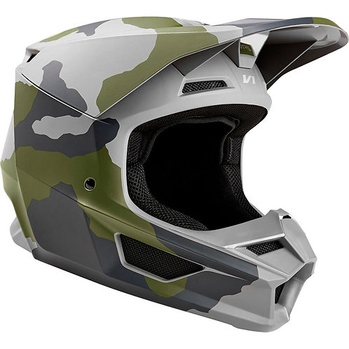 Fox Racing V1 Przm Camo SE Helmet