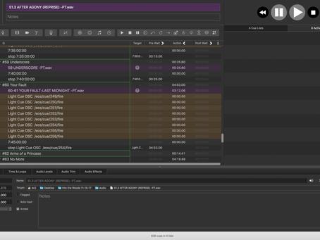 Create Cues (Looping)